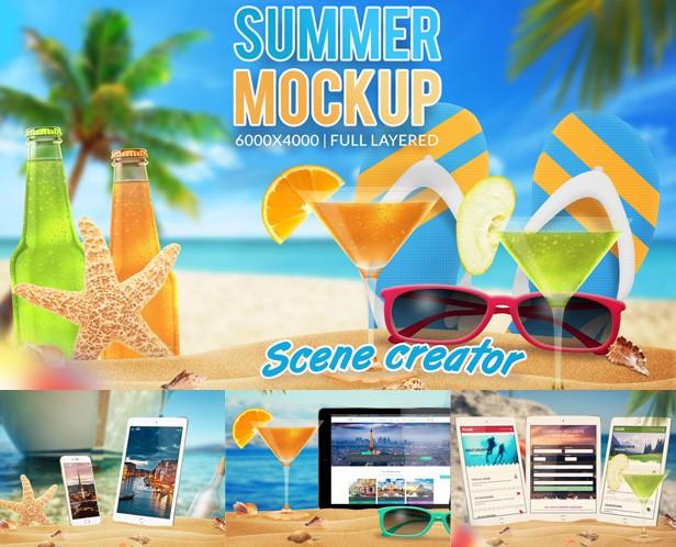 Summer Scene Creator