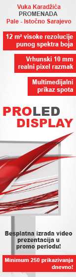 Pro LED display
