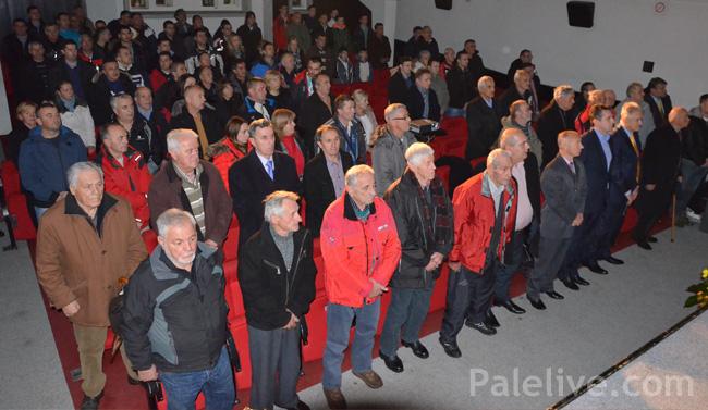 Одржана свечана академија поводом 80 година постојања ФК