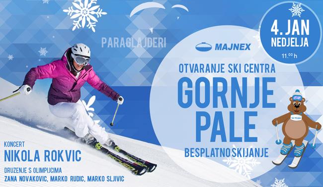 Отварање скијалишта