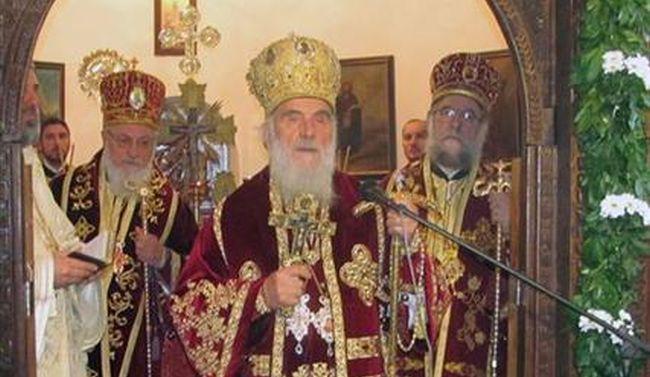 Патријарх позвао вјернике да долазе у свете храмове