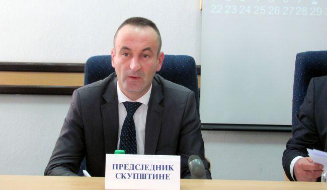 Предраг Вучићевић нови предсједник Скупштине