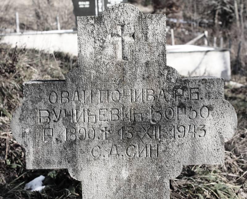 Đorđo Vučićević - stradao 1943 godine