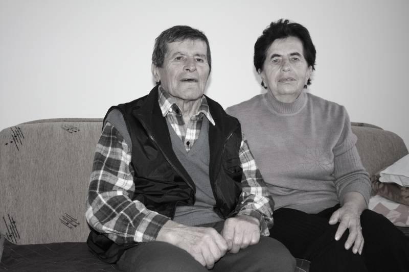 Petronije i Dragica Lopatić