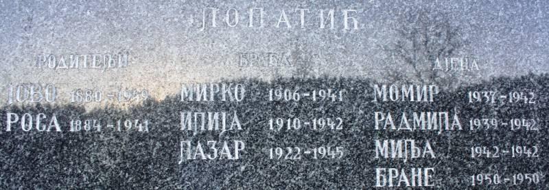 Porodična grobnica