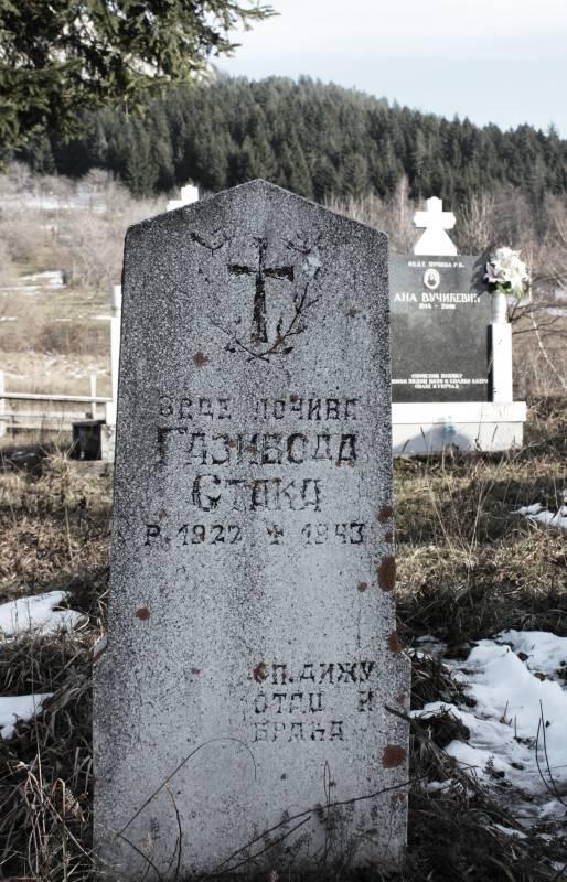 Spomenik Staka Gzivida