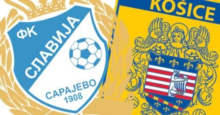 FK Slavija - FK Kosice