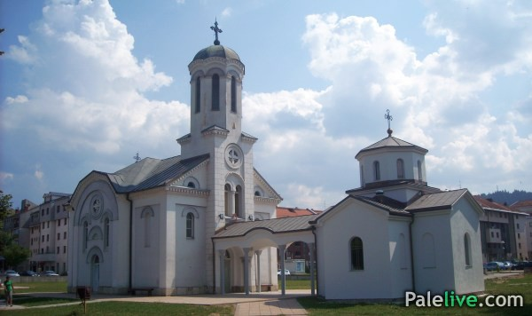 Crkva Uspenja presvete Bogorodice na Palama