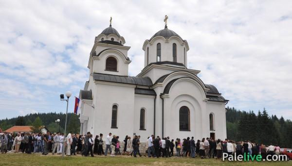 Crkva Sv. Pantelejmona na Vučijoj Luci