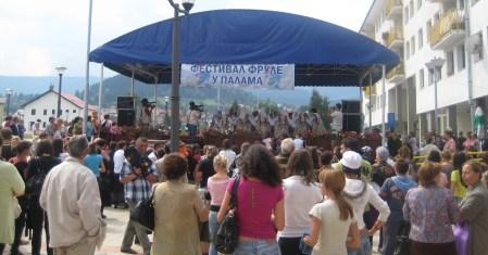 Festival frule Pale