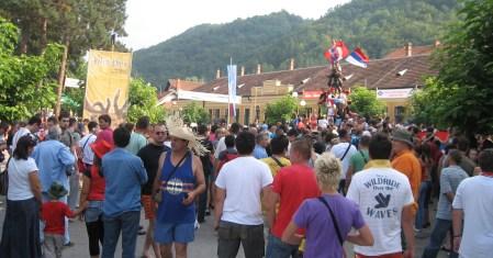 Paljani, Guča 2009