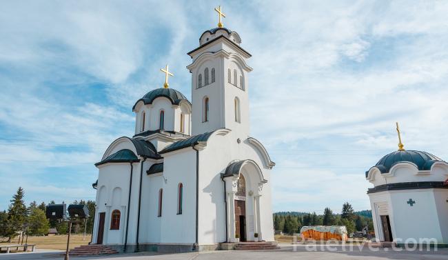 Manastir Sokolica - Ravna Romanija