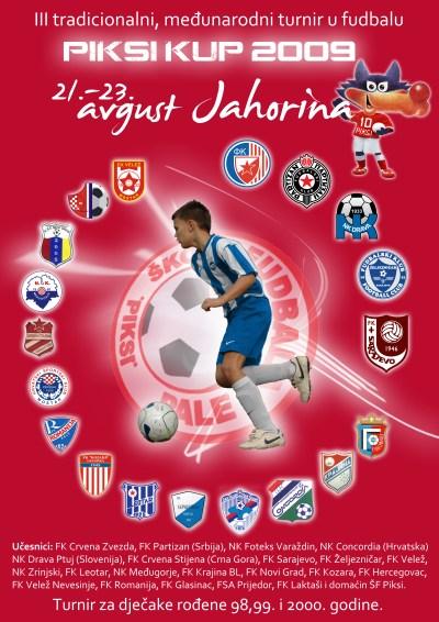 Piksi kup 2009