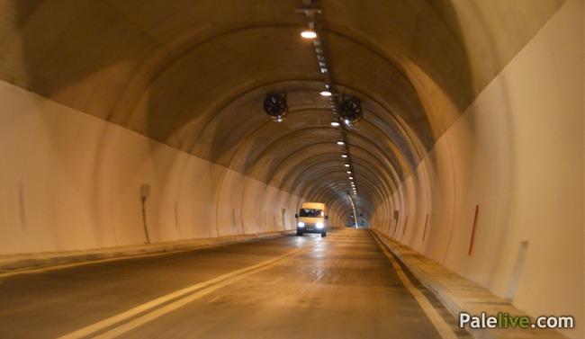 Novi tunel Stambulčić