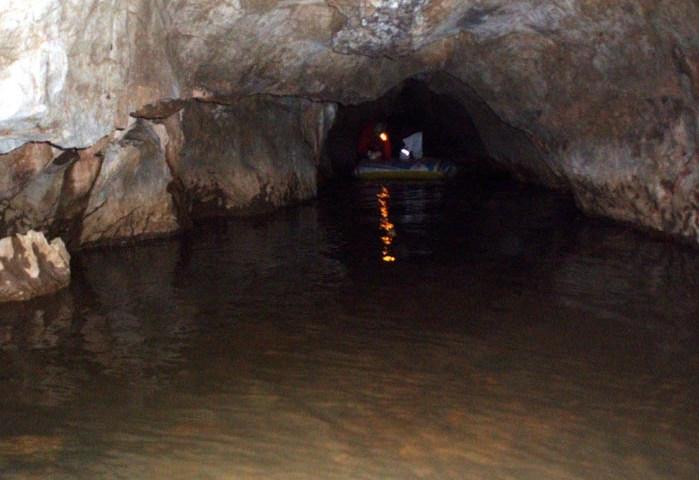 pećina izvora Mokranjske Miljacke