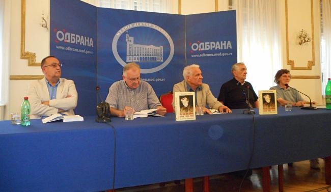 Sa promocije knjige u Beogradu