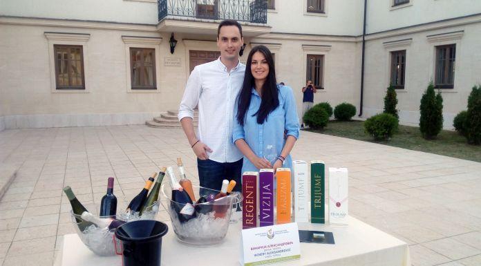 Otvoren Festival šumadijskih vina u Andrićgradu