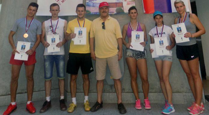 Jolović pobjednik trke do vrha