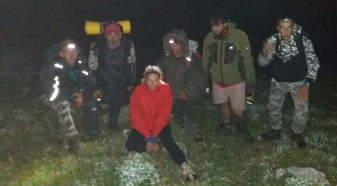 Pripadnici Gorske službe spasavanja Foča