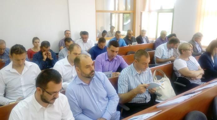 Sjednica Skupštine opštine Višegrad