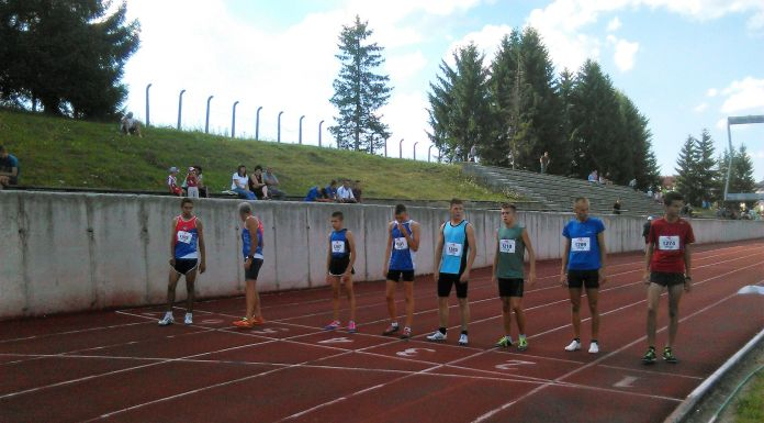 Atletsko prvenstvo RS Sokolac