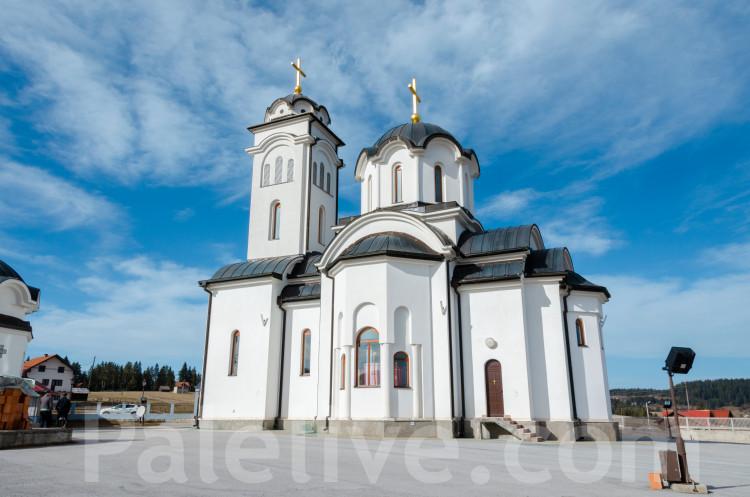 Manastir Svetog velikomučenika Georgija na Ravnoj Romaniji - Sokolica