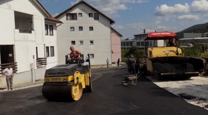 Za asfaltiranje Ustaničke ulice 68.000 KM