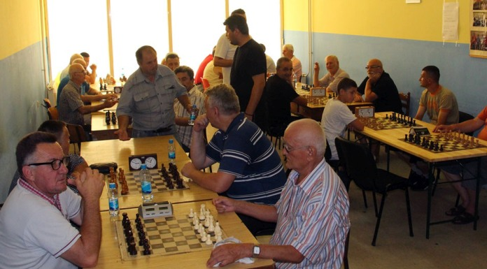 Dalibor Stojanović pobjednik šahovskog turnira