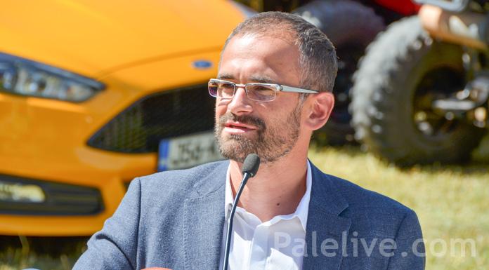 Dejan Ljevnaić - vršilac dužnosti direktora Olimpijskog centra Jahorina