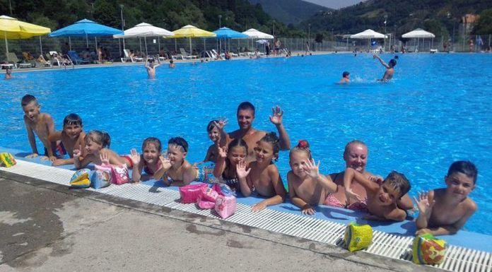 Jednomjesečna škola plivanja Foča