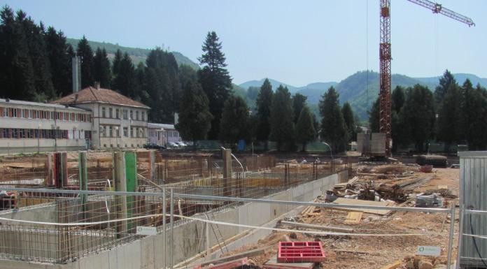 Izgradnja nove bolnice teče prema planu