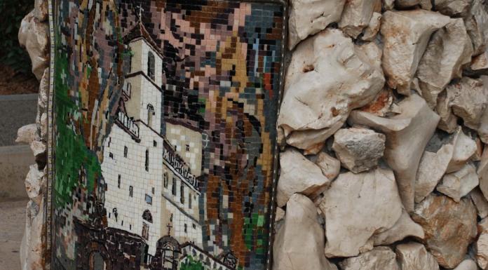 Otvorena izložba mozaika i ikona Dragana Kneževića