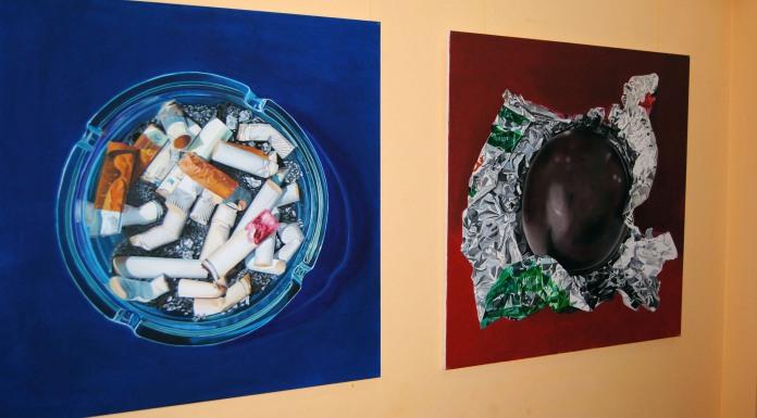 """Otvorena izložba slika """"Retrospektiva"""""""