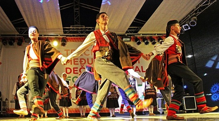 """Međunarodni festival folklora """"Licidersko srce"""""""