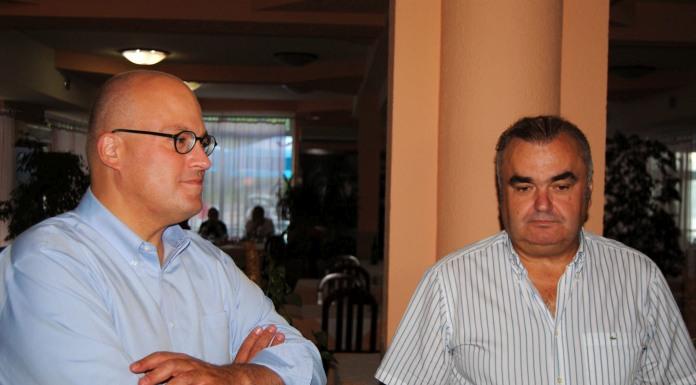 Mur na oproštajnoj večeri sa Stevanovićem