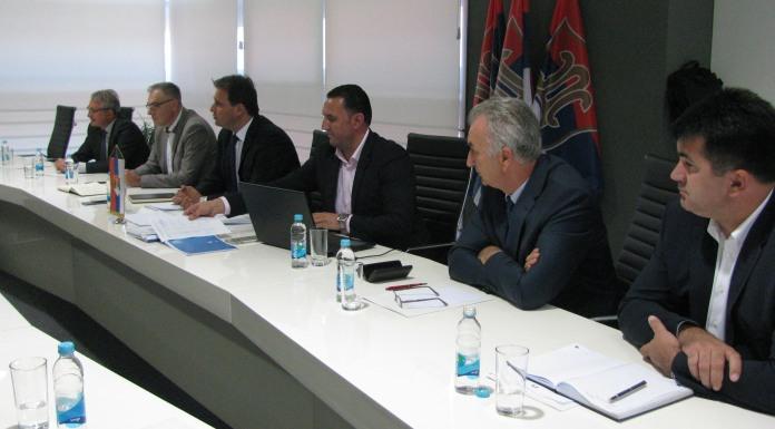 Počela sjednica Predsjedništva, po završetku konferencija za medije