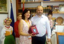 Višegrad - domaćin folklorašima iz Evrope