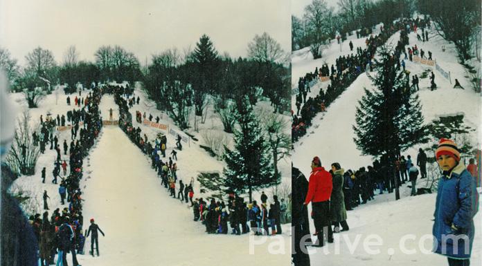 Posebna atrakcija na takmičenju bili su ski skokovi na desetmetarskoj skakaonici na Golom Koranu koja je napravljena tek pred takmičenje.