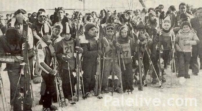 Učesnici MOI Pale '81