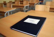 Učionica ilustracija