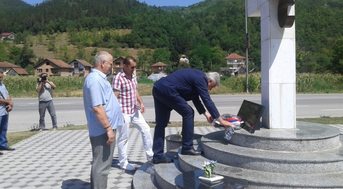 Milomir Savčić Novo Goražde
