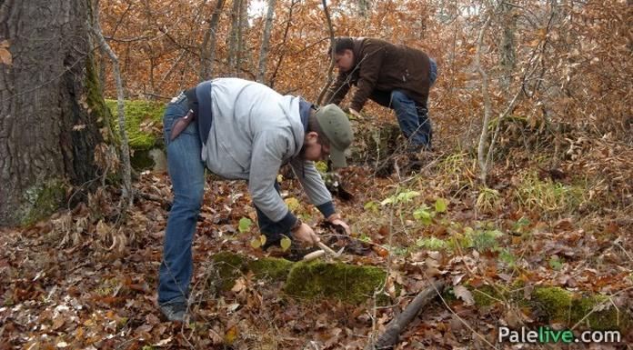Počela arheološka istraživnja