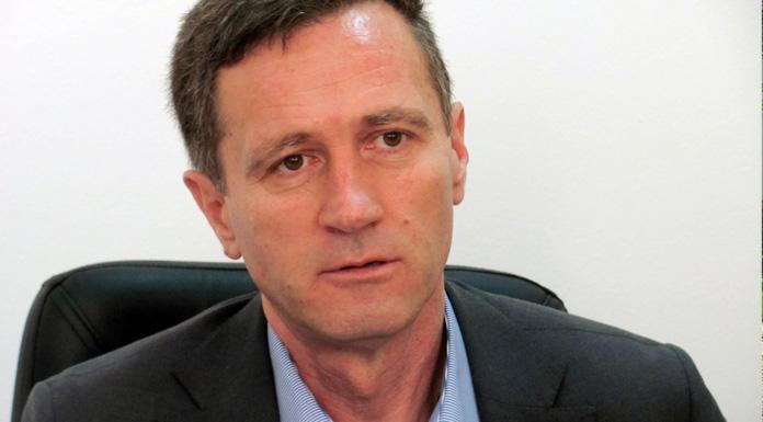 Načelnik opštine Pale Boško Jugović