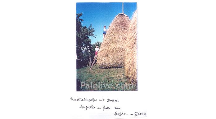 Fotogradije krajolika na Palama koju je napravila Jeni