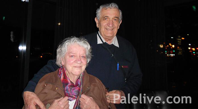 Jeni i Mirko u Holandiji 2013. godine