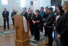 U manastiru Svetog Georgija služen pomen poginulima