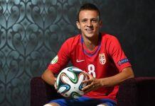 Nemanja Maksimović foto UEFA