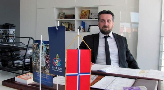 Nenad Vuković gradonačelnik Istočnog Sarajeva