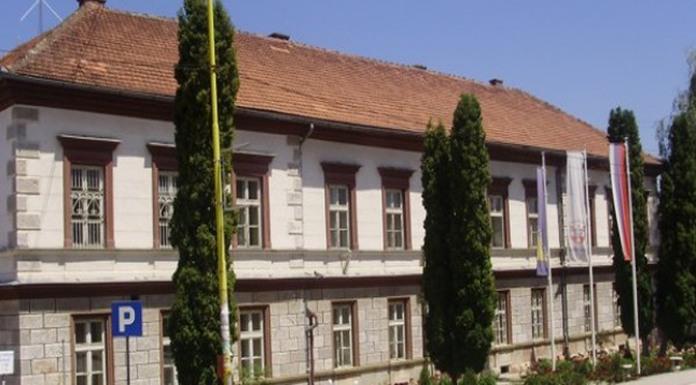 Zgrada opštine Vlasenica