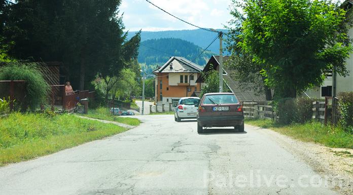 Romanijska ulica se koristi kao alternativni pravac u toku rekonstrukcije tunela